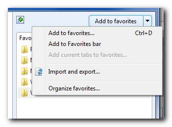 How to import your browser's keyword bookmarks into Shortmarks